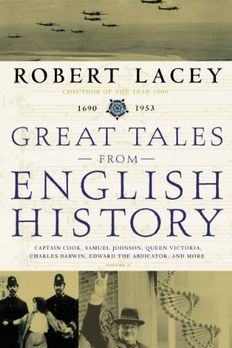 Great Tales from English History, Vol 3 book cover