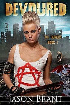 Devoured book cover