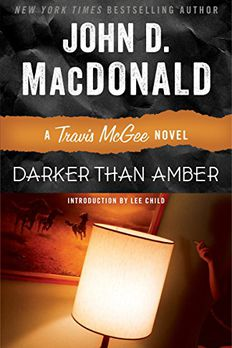 Darker Than Amber book cover