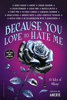 Because You Love to Hate Me book cover