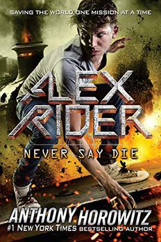Never Say Die book cover
