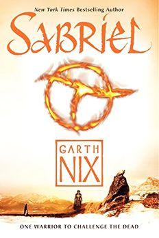 Sabriel book cover