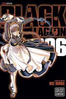 Black Lagoon, Vol. 6 book cover