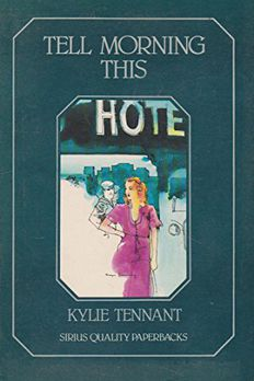 Tell Morning This book cover