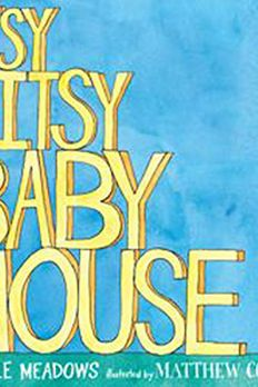 Itsy-Bitsy Baby Mouse book cover