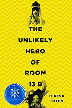 The Unlikely Hero of Room 13B book cover