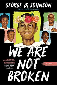 We Are Not Broken book cover