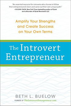 The Introvert Entrepreneur book cover