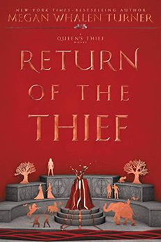 Return of the Thief book cover