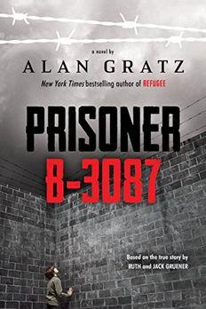 Prisoner B-3087 book cover
