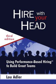 Hire With Your Head book cover