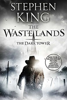 Waste Lands book cover