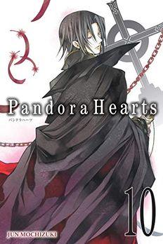 Pandora Hearts, Vol. 10 book cover