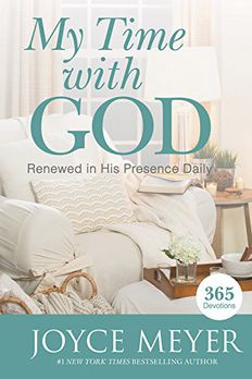 My Time with God book cover
