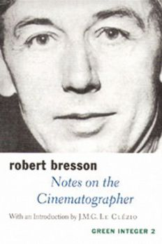 Notes on the Cinematographer book cover