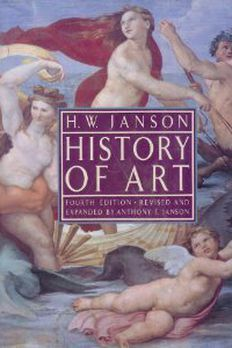 History of Art book cover