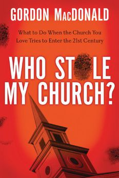 Who Stole My Church? book cover