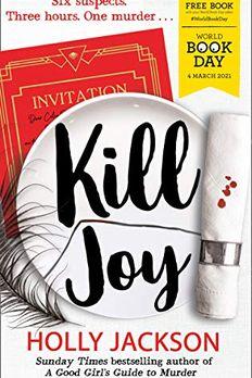 Kill Joy book cover