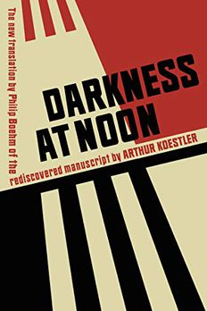 Darkness at Noon book cover