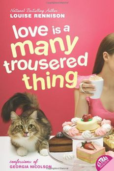 Love Is a Many Trousered Thing book cover