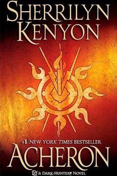 Acheron book cover