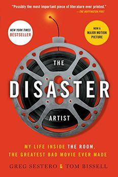 The Disaster Artist book cover