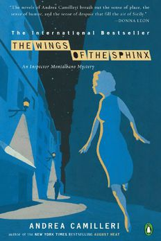 The Wings of the Sphinx book cover