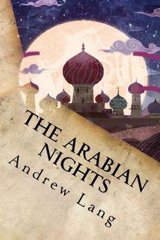 The Arabian Nights book cover