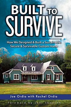 Built to Survive book cover