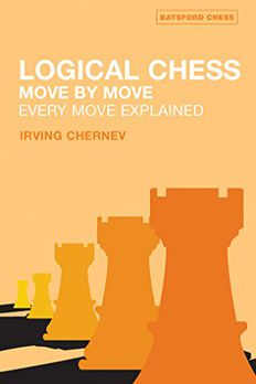 Logical Chess book cover