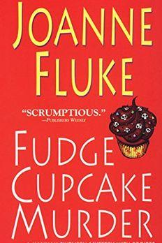Fudge Cupcake Murder book cover