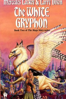 The White Gryphon book cover