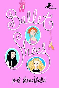 Ballet Shoes book cover