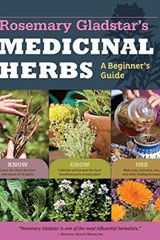 Rosemary Gladstar's Medicinal Herbs book cover