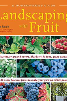 Landscaping with Fruit book cover