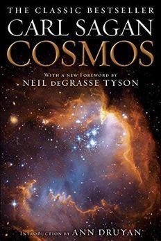 Cosmos by Carl Sagan book cover