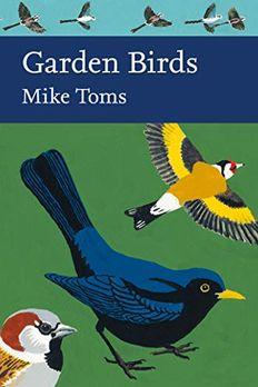Garden Birds book cover