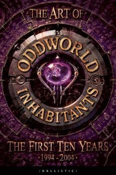 The Art of Oddworld book cover