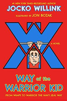 Way of the Warrior Kid book cover