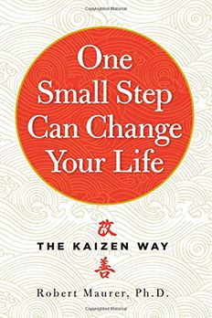 One Small Step Can Change Your Life book cover
