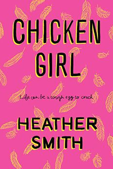 Chicken Girl book cover