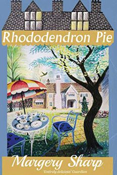 Rhododendron Pie book cover