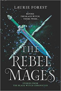 The Rebel Mages book cover