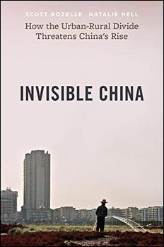 Invisible China book cover