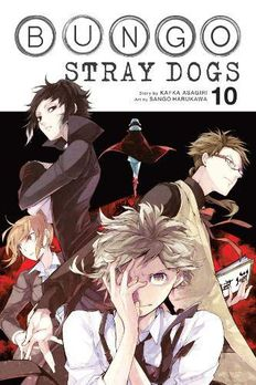 Bungo Stray Dogs, Vol. 10 book cover