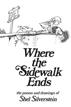 Where the Sidewalk Ends book cover