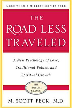 The Road Less Traveled, Timeless Edition book cover