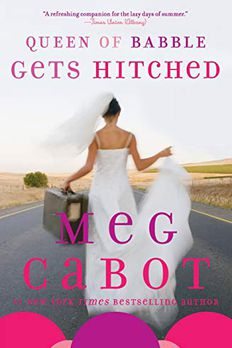 Queen of Babble Gets Hitched book cover