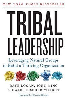 Tribal Leadership book cover