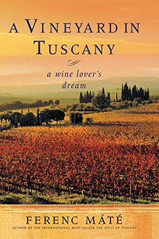 A Vineyard in Tuscany book cover